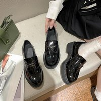 Dress Shoes 2021 Winter Fashion Round Toe Low-heel Single Versatile And Comfortable