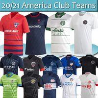 MLS 2020 Atlanta United Inter Miami LAFC Impacto Montreal Chicago Columbus DC United Houston Dynamo Colorado Toronto Rapids Soccer Jersey Thi