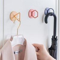 Hooks & Rails 2 1pcs Iron Art Self-adhesive Decorative Auxiliary Sliding Door Handle Cabinet Pull Drawer