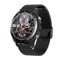 MIGE CK30 cwp Custom Dial Smart Watch Bluetooth Phone Blood Pressure and Oxygen Monitor Music Control Thermometer GPS Exercise Bracelet Wear Resistant Mens Watches