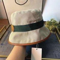 Berretto del cappello del cappello del secchio della moda per ill uomo della donna Casquette Casquette di alta qualità Vendita calda