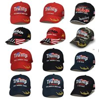 12 Styles Donald Trump 2024 Cap Embroidered Baseball Hat With Adjustable Strap Save Amercia Again Banner NHF7400