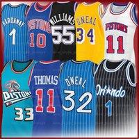 NCAA TRACY1 HARDAWAWAWAWE TIM 10 DENNIS MCGRADY RODMAN 33 GRANT 11 ISIAH HILL THOMAS WILLIAMS 55 Джейсон Ретро Баскетбол Джерси