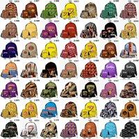 3 pçs / set 3D Backwoods Backpacks de charuto Durable Handle Handle Mens Cobertor Cobertor Mulheres Backwood Imprimir Saco de Viagem para meninos Qylhqr