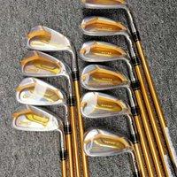 Neue Honma2020 Golfeisen, Honma Beres S-07 4 Planet Club 4-11 A.s / 10pcs Graphitwelle R oder S, mit freier Kopfbedeckung