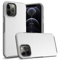 Luxury Symmetry Case for iPhone 11 12 Pro Max 6 7 8 Plastic TPU Skin Defender Designer Shockproof Waterproof Phone Cover