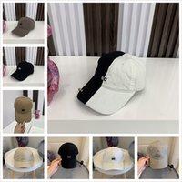 Luxurys 디자이너 패션 2021 야구 모자 실행 양동이 모자 스포츠 경량 남성 여성 유니섹스 공 모자 높은 품질 8 색 좋은