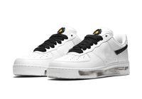 Shoes Air Authentic G-dragon Peaceminusone Para-noise 2.0 x Low 1 White Black Forces Men Women Sneakers Original