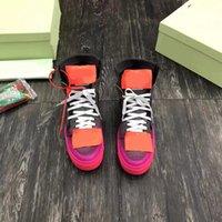 Американская молодежная роскошная обувь, градиент, романа arrow Geometry, высококачественная гравированная кожа, высокая, открытая, повседневная, грязностойкая мужская и женская пара кроссовки