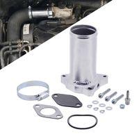 البريد حزمة ماكس الطاقة 57mm EGR صمام استبدال أنابيب بدلة ل VW 1.9 TDI 130/160 BHP 2.25inch EGR حذف مجموعات