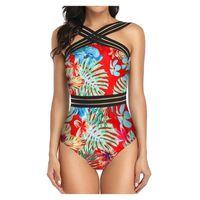 Women's Swimwear 2021 Sexy One Piece Swimsuit Female Split Bodysuit Brazilian Monokini Women Bathing Suit Swimming Beach Wear