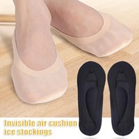 Sports Socks Ultra Low Cut With Non-Slip Heel Grip No Show Invisible For Flats And Dress Shoes Liner N66