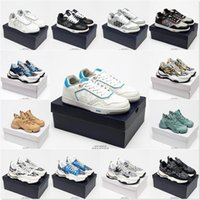 Dior B23 Oblique High Top Sneakers top quality luxurys designers Casual Shoes b23 oblique technology canvas trainers men women fashion pairs outdoor platform sneakers