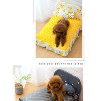 Cuscino da letto per cani per grandi cucciolo bella cucciolo traspirante cane pad pet nido divano coperta tappetino per animali 73 S2
