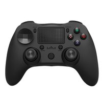 bluetooth 4.0 Wireless Game Controller Six-axis Somatosensory Dual Vibration pad for PS4 Console Android Mobile Phone PC