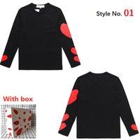 Mens Sweatshirts Langarm Hohe Qualität Pullover Lose Womens Hoodie mit Label Mode Hip Hop Buchstaben Langarm Top Jacke mit Box