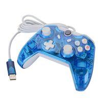 Game Controllers & Joysticks Wired Controller Controle USB For Microsoft Xbox One Gamepad Slim PC Windows Mando Joystick