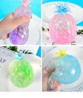 FIDGET TOYS 1 шт. Имитация ананасовая декомпрессия игрушка щепотка сжимание стресса облегчение руки для взрослых детей GYQ