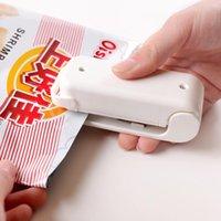 Clip borsa portatile mini calore per la casa di sigillatura di calore della famiglia imballaggio