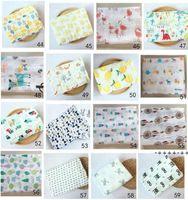 Infant Muslin Blanket Horse Flamingo Animal Baby Swaddle Baby Newborn Bathroom Towels Robes Infant Swadding Muslin Swaddle EWF10447