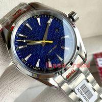 Высочайшее качество спортивные люди мужские Gaus 15700 роскошьСмотреть VVSFactory Автоматические часы Движение механические наручные часы 150M Джеймс Бонд 007 По Montre de luxe