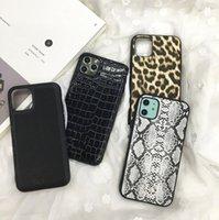مصمم الأزياء حالة الهاتف آيفون 12 12mini 11 برو ماكس XR XS ماكس 7 8 زائد SE2 الحالات الغلاف الإبداعي الفاخرة