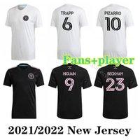 Fan Player Edition Inter Miami Socar Jersey 2021 Home 21 21 22 Julián Carranza Ban пот Pellegrini MLS Thai Quality Inter Miami CF Футбольные рубашки