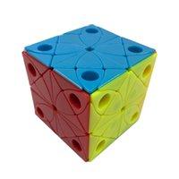 Fangshi Cubo Magico Morpho Helena Funs Morpho Marinita Morpho Helenor Octavia Puzzle Magic Cube Stickers Baby Kids Giocattoli