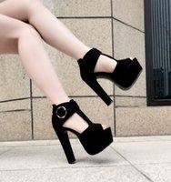 Kadınlar için Konfor Ayakkabı 2021 Sandalet Yüksek Topuklu Takım Elbise Kadın Bej Yeni Yaz Yüksek Topuklu Blok Siyah Kızlar Moda Bahar Zip Fa