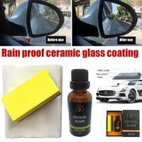 30 ml de vidrio de vidrio nano-recubrimiento de cristal hidrofóbico recubrimiento de cristal líquido revestimiento de ventana de vidrio anti de lluvia revestimiento de vidrio de cerámica