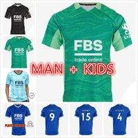 21 22 Jerseys de fútbol Leicester Vardy Iheanacho 2021 2022 Tielemans Maddison Football Shirt Ayoze Soyuncu City Barnes Ndidi Men Jersey Kit Kit