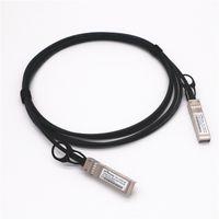 3mètres SFP + à SFP + DAC Câble Passif Attachoir direct Cuivre Twinax Câble de cuivre 28Awg Compatible pour Ubiquiti Mikrotik Zyxel Arista, etc.