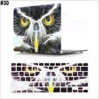 Корпус ноутбука для MacBook Air 13-дюймовый чехол с крышкой клавиатуры 3D-эффект Матовый четкий новейший вид через крышку животных различных конструкций