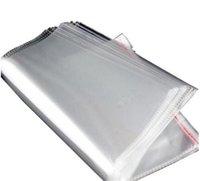 Cancella borsa per cellofanico autoadesiva auto-adesiva auto-sigillatura di piccole sacchetti di plastica per imballaggio di caramelle borse da imballaggio richiudibile