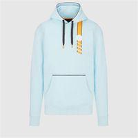 2021 Saison Racing F1 Men's Veste Zipper Sweat-shirt Sweatshirt Sweat à capuche à vélo hors route