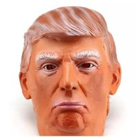 Donald Billionaire Presidential Latex The USA President Trump Mask For Celebrity Spoof Props Cospaly Costume