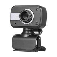 Webcams US / CZ magazzino 0.3 / 1 / 2MP HD Web Camera Clip-on USB Webcam per il computer portatile PC Computer Desktop Desktop Ship Ship Teleconferenze