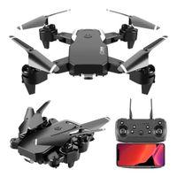 2021 NUOVO RC Drone 4K / 1080P HD Dual Camera Fotocamera WiFi HD Drone Pieghevole RC Aereo Piano Elicottero Quadcopter