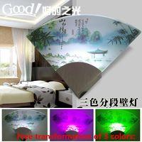 벽 램프 7W 현대 LED 램프 아크릴 침대 룸 빛 생활 앉아있는 로비 욕실 마운트 sconce ac220v