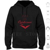 Erkek hoodies sweatshirts quintessence-kırmızı hoodie uzun kollu voltron kırmızı paladin aslan kogane formessess