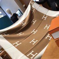2021 Кашемирное одеяло Lassier Winter Middhun Одеяло Большое дивана Одеяло Офисное полотенце - кондиционер крышка