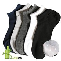 Men's Socks 10 Pack Unisex Premium Bamboo Ankle Men Breathable Soft Moisture Wicking And Low-cut No Show Summer Mesh Sock Casual Black