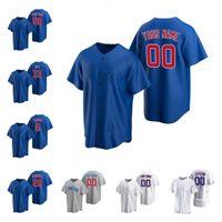 New 2020 Jersey Team Cubs 17 Kris Bryant Jersey 9 Javier Baez 44 Anthony Rizzo 12 Kyle Schwarber 22 Jason Heyward 14 Ernie Banks Jerseys