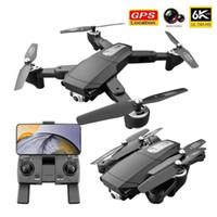 UAV S604 Pro GPS Faltende Drohne mit Luftaufnahme Dual Camera 4k HD Pixel Kamera Fernbedienung Quadcopter Flugzeug Q0602