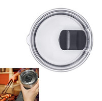 New Plastic Magnetic lid spill proof for coffee mugs lids le...