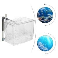 Aquarien Fischbrühe 2-Lagenzucht Inkubator-Tank