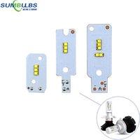 Bulbs 2pcs lot LED ZES Chip For X3 Car Headlight H1 H4 H7 H3 880 9005 9006 H11 H13 9004 9007 Auto Headlamp Accessory