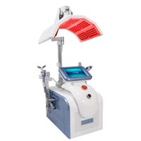 Salon use Factory Dropshipping 7 Colors photon led Skin Rejuvenation PDT Led Therapy Beauty Machine with multifunction face care systems