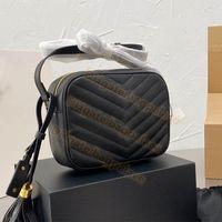 سلسلة كاميرا الكتف حقائب الكتف crossbody المصممين يجب أن يكون مصممون الصيف المحفظة حقيبة يد جلدية حقيبة أزياء المرأة Marmont Mini Wave Pochette 2021 Messenger