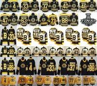 2021 Ters Retro Boston Bruins 33 Zdeno Chara Patrice 37 Bobby Orr 40 Tuukka Rask Krejci Brad Marchand 73 Charlie McAvoy Hokey Formaları